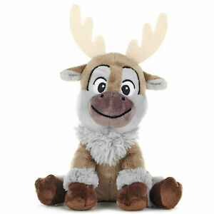 """DISNEY FROZEN 2 SVEN 8"""" PLUSHIE 20cm New With Tags Reindeer"""