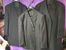 (3) Giorgio Capelli 2 piece suits (Zoot Suits)