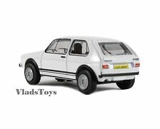 Oxford Die-cast 1/76 Volkswagen Golf GTI - Alpine White 76GF003