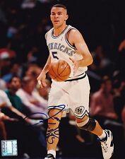 Jason Kidd autographed 8x10 Dallas Mavericks Free Shipping