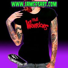The Warriors - Women's 100 % Cotton Tee - movies nyc movie gangs - iamcesart