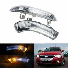 2X LED Miroir Indicateur Clignotants Voiture Côté VW MK5 Golf Passat 2005 - 2011