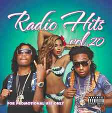 RADIO HITS VOL. 20 – B.O.B.-TREY SONGZ-NICKI MINAJ-TYGA-YOUNG THUG-MIGOS-DRAKE