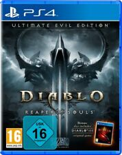 Diablo 3 III Ultimate Evil Edition Reaper of Souls - PS4 Playstation 4 NEU OVP