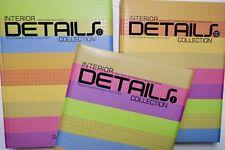 Interior Details Collection: 3 Volume Set Tang Art Design, 2010