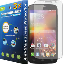3x Anti-Glare Matte LCD Screen Protector Guard Alcatel One Touch Pop Icon A564C