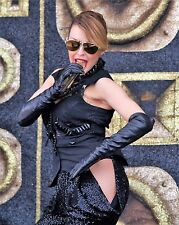 KYLIE MINOGUE -  SEXY ON STAGE ~ A4 SIZE GLOSSY PHOTO.