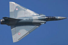 Giant 1/6 Scale Mirage 2000 DF, EDF, Turbine Plans and Templates 57ws