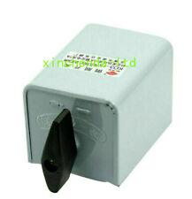 Milling Machine Parts Forward Reversing Drum Switch 15 60amp 380v For Bridgeport