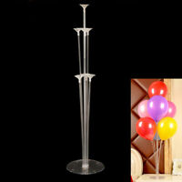 Balloon Column Stand 1 Set 70cm Base Balloons Stand Holder Stick Stand UK -SH