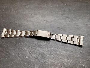 Rolex 7835 Oyster Bracelet 361 end links 19mm Code A