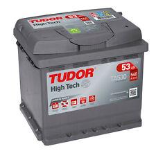 Batería Tudor TA530 – 53Ah 12V 540A.