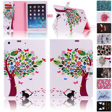 For iPad 4 5th 6th Gen 9.7 Air 2 3 10.5 Wallet Case Leather Magnetic Smart Cover