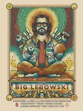 """DY01515 The Big Lebowski - 1998 American Jeff Bridges Movie 14""""x18"""" Poster"""