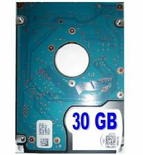 HP Compaq Presario 2100, IDE-hard disk,- 1x 30GB disco rigido