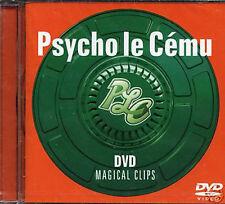 Psycho le Cemu - MAGICAL CLIPS - Japan DVD - NEW