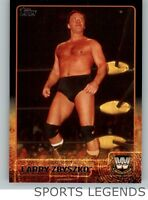 2015 Topps WWE black #93 Larry Zbyszko