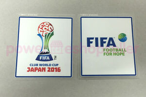 Cup World Cup Japan 2016 Player Issue Patch / Badge