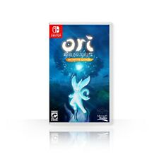 Ori and the Blind Forest - Caja Nintendo Switch + microSD 8GB GAME NOT INCLUDED