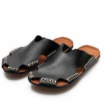 Men's Unbranded Synthetic Leather Sandals & Flip Flops