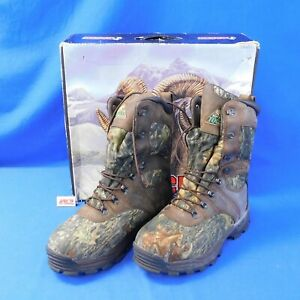 """Rocky 7481- 9"""" Sport Utility Max Brown Boots (Mocha) Size Men 11.5 W with Box"""