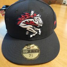 NEW -  RUMBLE PONIES   ON FIELD  HOME CAP 59FIFTY NEW ERA  SZ 7 5/8  NWT