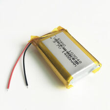 LiPo Li-polymer Battery Rechargea 3.7V 1400mAh 103048 For DVD GPS PAD CAMERA PSP
