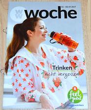 Weight Watchers Feel Good Woche 2.7 - 8.7 SmartPoints 2017 Wochenbroschüre NEU