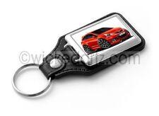WickedKarz Cartoon Car Vauxhall Corsa MK3 VXR Nurburgring Red Key Ring