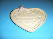 1 PAMPERED CHEF LARGE HEART COOKIE PRESS & 2 BROWN BAG COOKIE PRESSES HORSE AND