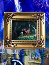 Disney Parks Gallery of Light Bambi & Thumper Woodland Wonder Olszewski New