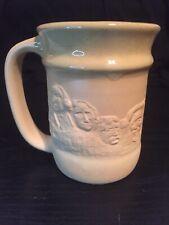 Mount Rushmore Vintage Stoneware Coffee Mug