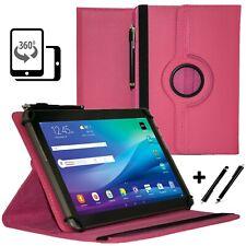 """Tablet 10.1"""" Hülle Tasche für Samsung Galaxy Tab 2 P5110 Schutzhülle Pink 360"""