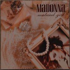 Maxi 45t Madonna - Material Girl - USA