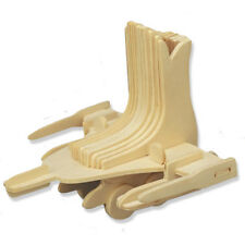 """3-D Wooden Puzzle - Small Roller Skate - Gift Item """"Brand New"""""""