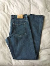 Mango Blauwe Heren Jeans Maat 44 (W34/L32) Nieuw Met Labels