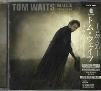 Tom Waits ‎Mule Variations JAPAN CD with OBI 2 Bonus Track ESCA7457