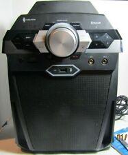 Singing Machine SDL366 Vibe Hi-Def Karaoke System, Black