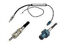 21-123 CHRYSLER CROSSFIRE 2003 to 2008 FAKRA TO DIN AERIAL ADAPTOR