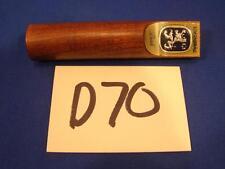 D70 VINTAGE WOODEN LOWENBRAU DARK BEER TAP HANDLE KNOB