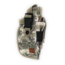 ACU Digital Camouflage Belt Gun Holster Right Handed