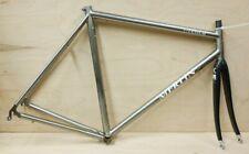 Merlin Titanio Marco Bicicleta de carretera 55cm Ti Marco/Kinesis horquilla de carbono