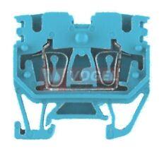 Morsettiera Weidmuller  1712760000  ZDUB 2,5-2/2AN  blu