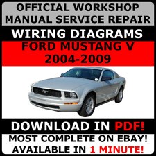 mustang 2005 workshop manual user guide manual that easy to read u2022 rh lenderdirectory co 2004 Ford Mustang Manual 2005 Ford Mustang Manual Interior