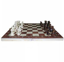 Chess & Backgammon Set - 29cm