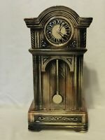 MCCOY USA GRANDFATHER CLOCK COOKIE JAR LARGE VINTAGE