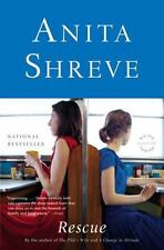 Rescue: A Novel Shreve, Anita Paperback Used - Good