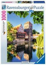 Nuremberg Reflections, Germany 196203 - Ravensburger Puzzle 1000 Piece, New