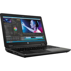 Laptop HP ZBook 15 G2 Workstation i7/16 GB/SSD/15,6″/Windows 10 - A- Quality