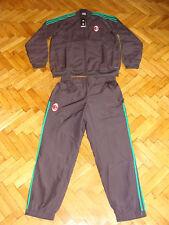 AC Milan Milano Calcio Tuta Italia Adidas Football Suit Champions League NUOVO